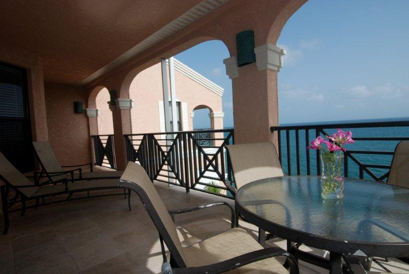 Carden Beach Penthouse Unit St Croix Virgin Islands Real Estate