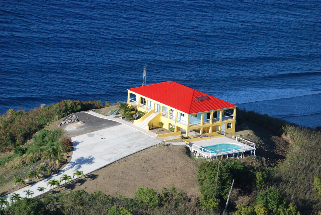 Property on the virgin islands charming