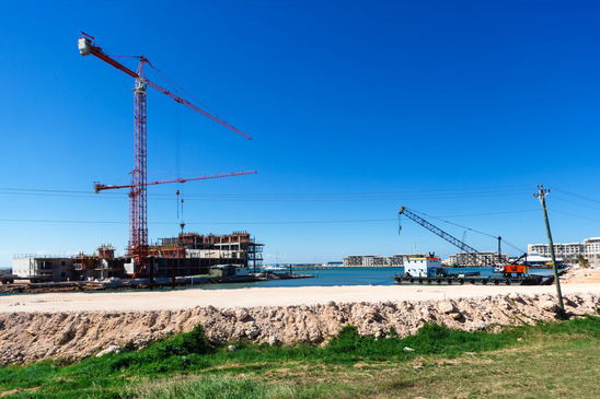 construction of new hotels