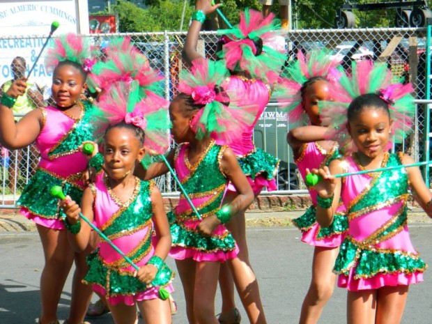 Congratulations to the Sparkle Lite Twirlers! Photo Credit: Crucian Christmas Carnival